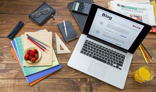 Show Your Expertise by Blogging
